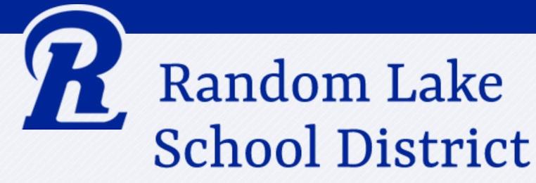 Random Lake School District Logo